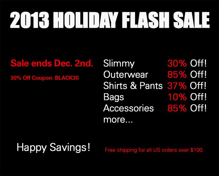 Koyono Holiday Flash Sale. Save 30% - 85%!